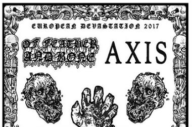 Hard core in Europe. Band Axis