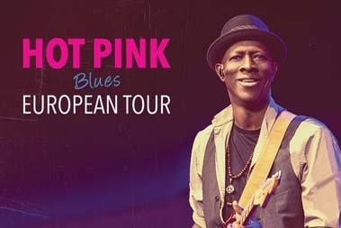 Keb Mo European Tour Dates