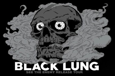 Black Lung Euro Dates Tour