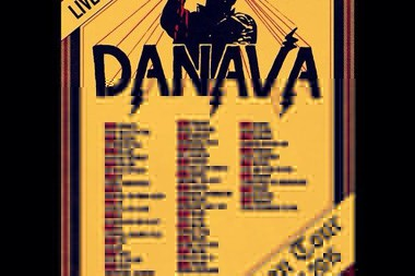 Danava with new album and eu tour