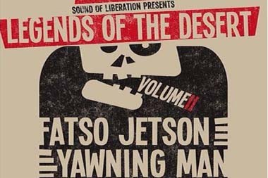 Fatso Jetson on tour in Europe