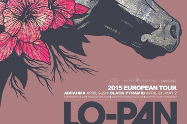 Lo-Pan made European tour