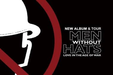 Men Without Hats Euro Tour dates